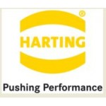 Elément de raccordement M12 ref. 21010100001 Harting
