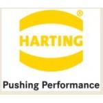 M12 mâle/femelle droit code B ref. 21034494302 Harting