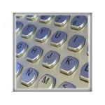 Clavier 5 lignes - 370x110mm ref. KBB02005 EOZ