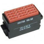 Module 18 contacts AWG20 ref. 00175520302 Amphénol Air LB