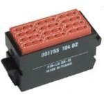 Module 18 contacts AWG20 ref. 00175520502 Amphénol Air LB