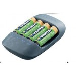 Chargeur ECO avec 4xAA
