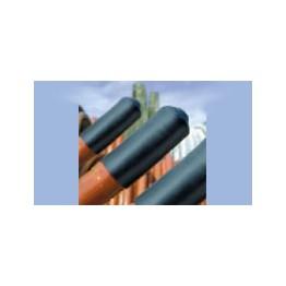 Capuchon thermo. rouge ref. TC-CAPS-4003-2 TE Connectivity
