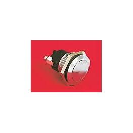 BP laiton chrome diam 21mm ref. MPB037 Elektron Technology