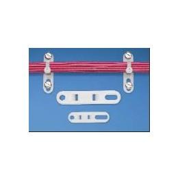 Platine pour collier  ref. TP2-C Panduit