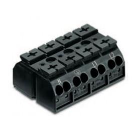 Borne de raccordement 4mm2 ref. 862-504 Wago