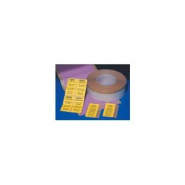 Etiquettes Tedlar ref. TTVF300GN-100 TE Connectivity