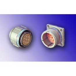 Embase mâle 61 contacts ref. TVPS00RF2561P Amphénol Socapex