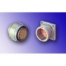 Embase mâle 55 contacts ref. TVS07RB1735P Amphénol Socapex