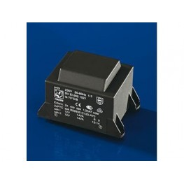 Transformateur EI60/25.5 28VA ref. BVEI6021011 Hahn