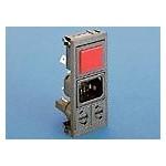 Fiche IEC verticale C14 ref. BZV03/Z0000/07 Elektron Technology