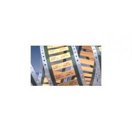 Manchon de repérage jaune ref. D-SCE-9-5-50-4 TE Connectivity