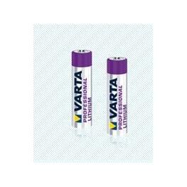 Pile Lithium AAA (blister x2) ref. 6103/2 Varta