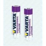 Pile Lithium AA (blister x4) ref. 6106 Varta