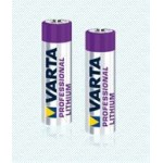 Pile Lithium AA (blister x2) ref. 6106/2 Varta