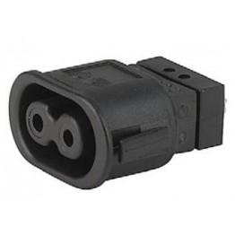 Fiche IEC D 2.5A 250V Snap ref. 6180-0003 Schurter