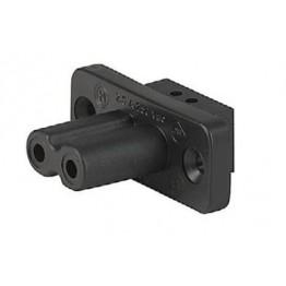 Fiche IEC D 2.5A 250V Snap ref. 6180-0004 Schurter