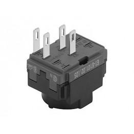 Bloc lampe 2 diodes à souder ref. 61810202 EAO secme