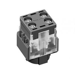Bloc de contacts 2NC 250VAC 5A ref. 61865511 EAO secme