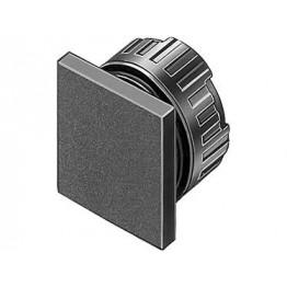 Obturateur D 25 mm noir ref. 6194530 EAO secme