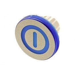 Calotte plastique diam 25 mm ref. 619643202 EAO secme