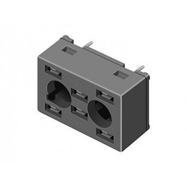 Connecteur pour montage PCB ref. 619823 EAO secme