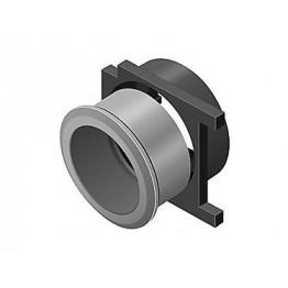 Cadre aluminium noir ref. 6199331 EAO secme