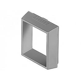 Collerette carrée 30x30 mm ref. 7047014 EAO secme