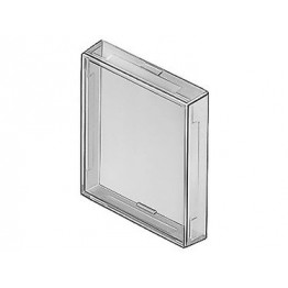 Calotte carrée 35x35mm ref. 7047027 EAO secme