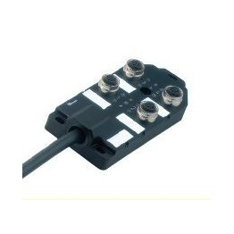 Répartiteur M12 4 voies ref. 72-6300-230-04 Binder