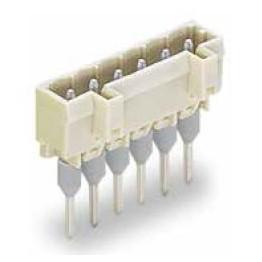Connecteur mâle gris clair ref. 721-171/003-000 Wago