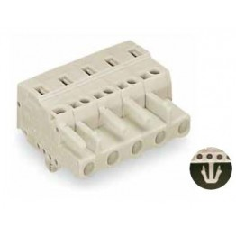 Connecteur femelle 2,5mm2 ref. 721-207/008-000 Wago