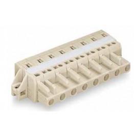 Connecteur femelle 2,5mm2 ref. 721-208/031-000 Wago