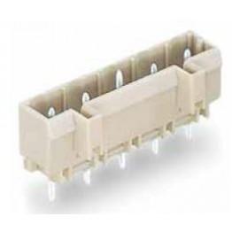 Connecteur mâle Pas 7,5mm gris ref. 721-234/001-000 Wago