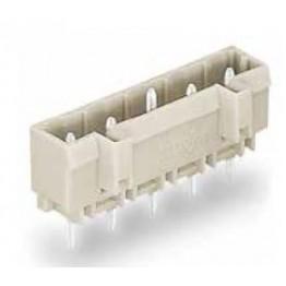 Connecteur mâle Pas 7,5mm gris ref. 721-266/001-000 Wago