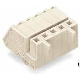 Connecteur femelle 2,5mm2 gris ref. 721-304/008-000 Wago
