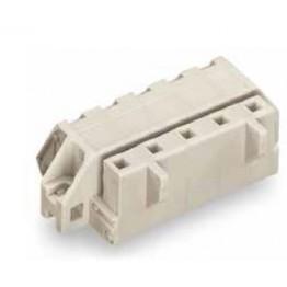 Connecteur femelle 2,5mm2 gris ref. 721-339/031-000 Wago