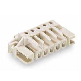 Connecteur femelle gris  ref. 722-242/047-000 Wago