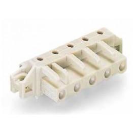 Connecteur femelle gris  ref. 722-836/031-000 Wago