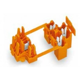 Connecteur dérivation orange ref. 730-103 Wago