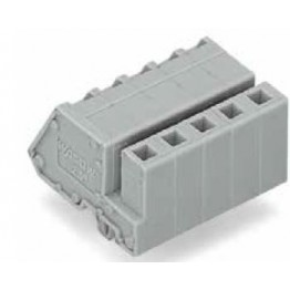 Connecteur femelle 2,5mm2 gris ref. 731-506/008-000 Wago