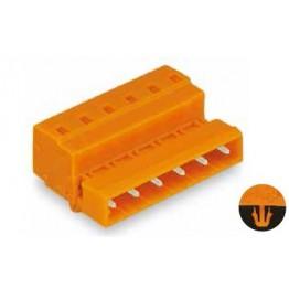 Connecteur mâle Orange ref. 731-634/018-000 Wago