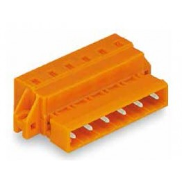 Connecteur mâle Orange ref. 731-641/019-000 Wago