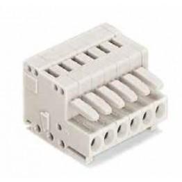 Connecteur femelle 1,5mm2 ref. 734-110 Wago