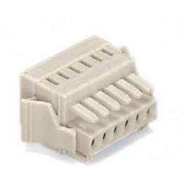 Connecteur femelle 1,5mm2 ref. 734-118/037-000 Wago