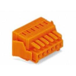 Connecteur femelle 1,5mm2 ref. 734-204/037-000 Wago