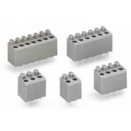 Bloc de bornes 1,5mm2 Pas 5mm ref. 735-304 Wago