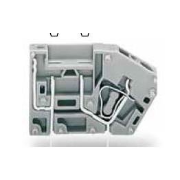 Borne modulaire fusible 2,5mm2 ref. 742-111 Wago
