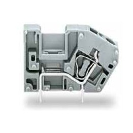 Borne modulaire 2,5mm2 pas 5mm ref. 742-128 Wago