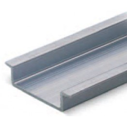 Rail alu 35x15mm non perforé ref. 210-196 Wago